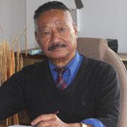 Rev. Dr. Wati Aier